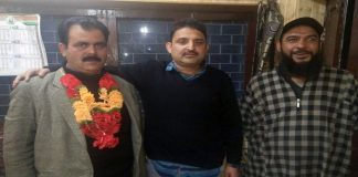 Youth NC Block President Sumbal Sonawari joins PDP