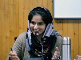Creative Writing Workshop: Talk by Nighat Sahiba
