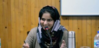 Creative Writing Workshop: Talk by Nighat Sahiba