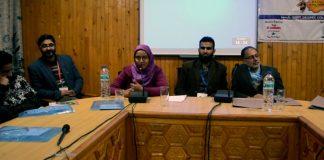 Creative Writing Workshop: Talk by Tooba Rasheed
