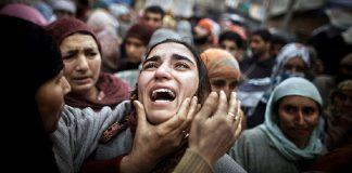 Kashmir: An Irony - A Poem