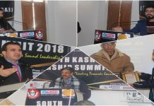 South Kashmir Leadership Summit 2018 organised in Pulwama