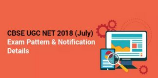 CBSE NET July 2018: Eligibility, Syllabus & Exam Pattern