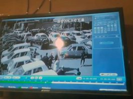 CCTV Footage of SMHS Shootout