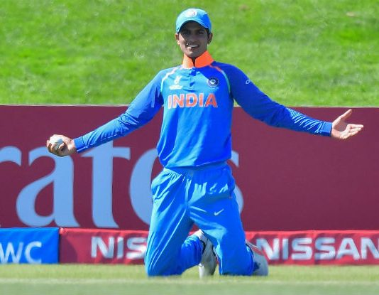 India - ICC U19 World Cup 2018