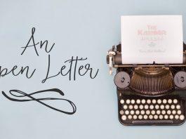 Open Letter - The Kashmir Pulse