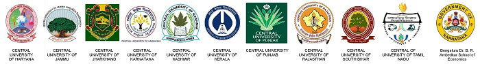 Participating Universities in Central Universities Common Entrance Test - CUCET 2018