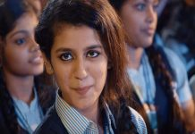 Priya Varrier becomes an Internet Celebrity overnight