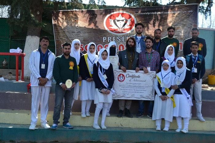 """Delhi Modern Public School won """"The School of Pride"""" award"""