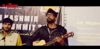ARSH RAINA: Pulwama's emerging Vocalist & Songwriter
