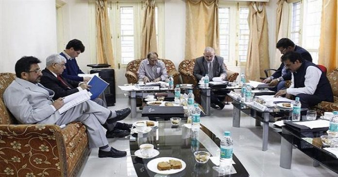 CUK holds 19th Finance Committee meeting for first time at Ganderbal