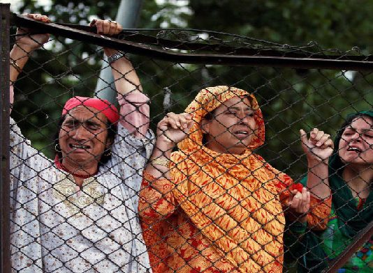 Kashmir - Land of wailing mothers!