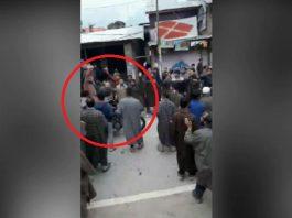 Kulgam Gunfight: Militants escape on bikes; Video goes viral
