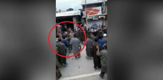 Kulgam Gunfight: Militants escape on bikes; Video goes viral