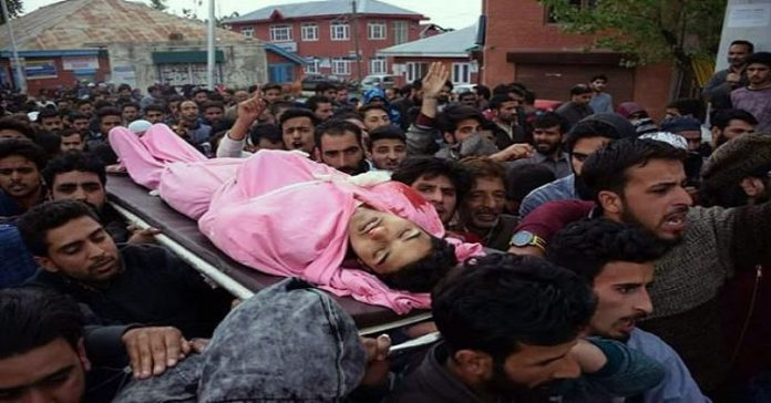 Bloodbath in Shopian: Four more youth killed, civilian toll five