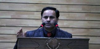 Director School Education Kashmir, Dr G N Itoo