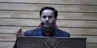 Director School Education Kashmir, Dr G N Itoo