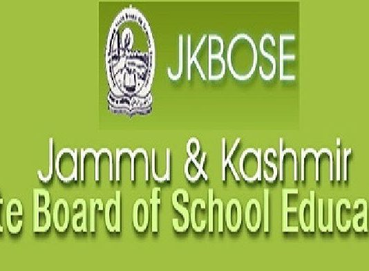 Jammu & Kashmir State Board of School Education - JKBOSE