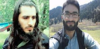 Sadam Padder, KU professor among five Hizb militants killed in Shopian