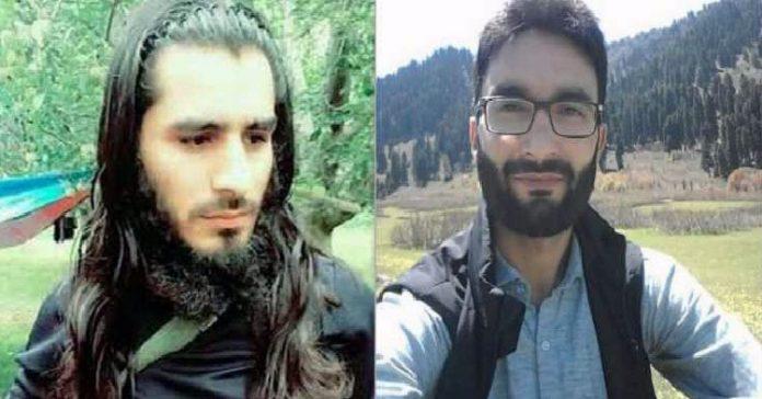 Sadam Padder, KU professor among five Hizb militants killed in Shopian
