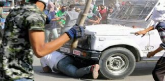 Crushed by CRPF vehicle, youth dies at SKIMS