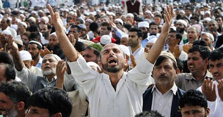 Eid-ul-Fitr - Eid - Muslims - Islam - Kashmir - Srinagar
