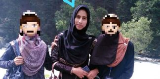 Selfie death of female teacher in Ganderbal