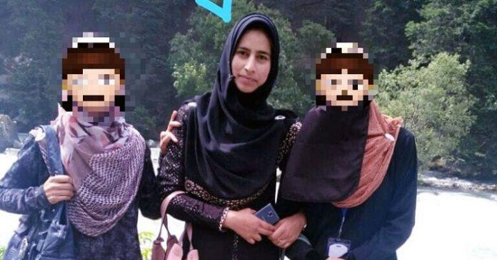 Selfie death of female teacher in Ganderbal