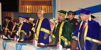 Central University of Kashmir holds its maiden Convocation