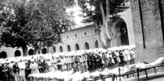 July 13th – Kashmir Martyrs' Day