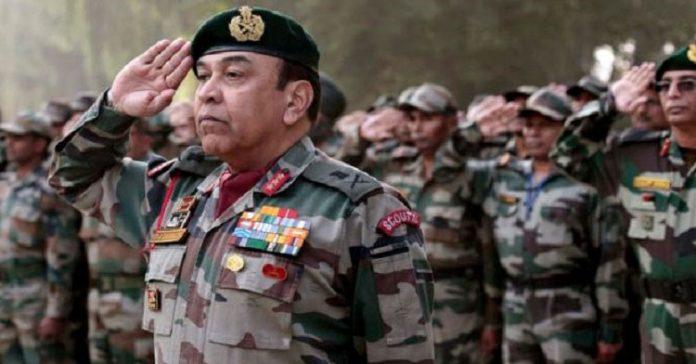 Lt General Syed Ata Hasnain
