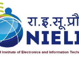 National Institute of Electronics and Information Technology (NIELIT)