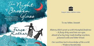 The Night of Broken Glass - Book Review