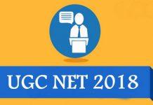 UGC NET Exam 2018