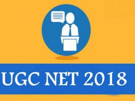 UGC NET Exam 2018