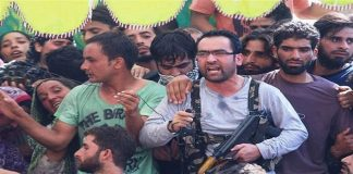 Hizbul Mujahideen Commander Riyaz Naikoo