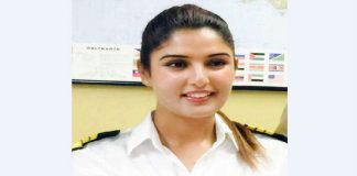 Iram Habib - Airline Pilot from Downtown Srinagar