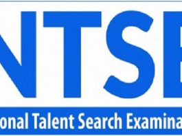 National Talent Search Examination (NTSE)