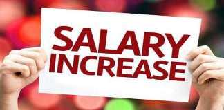 Salary Increase - Pay Hike