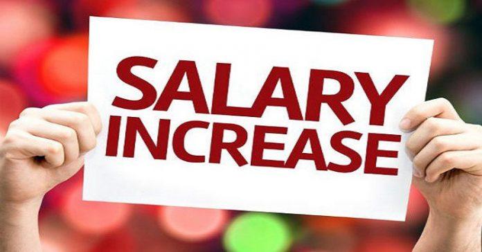 Salary Increase - Pay Hike