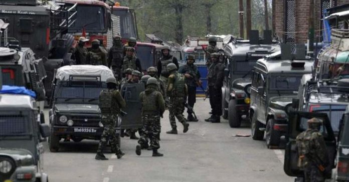 Sopore Gunfight
