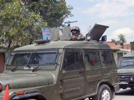 Gunfight - Encounter - Gunbattle - Indian Army