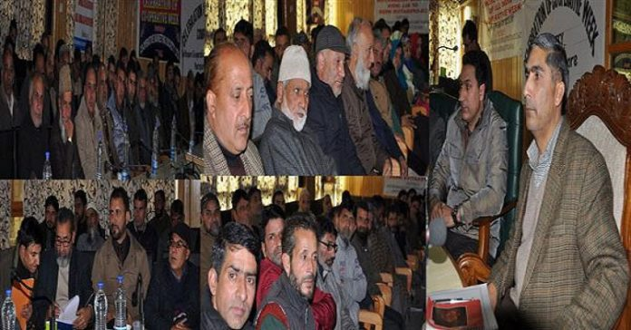 65th Cooperative Week celebrated in Pulwama