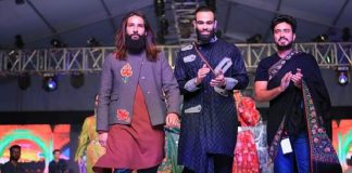 South Kashmir designer's Collections celebrated at India Couture Fashion Week
