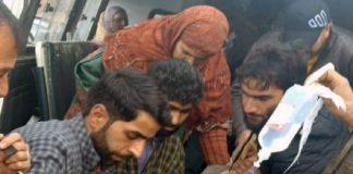 Ten civilians injured in Forces action in Shopian