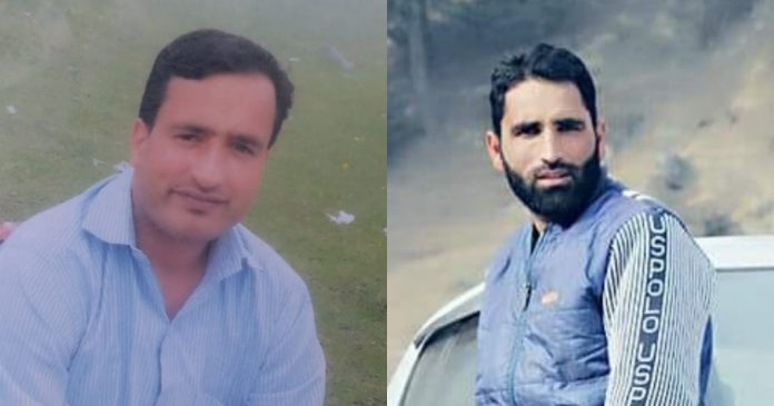 Deceased militant's two cousins detained by Forces in Pulwama, families say