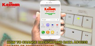 How To Change Background Data Access for Android Smartphone Apps
