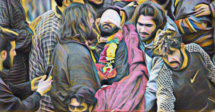 Zeenat-ul-Islam's Funeral